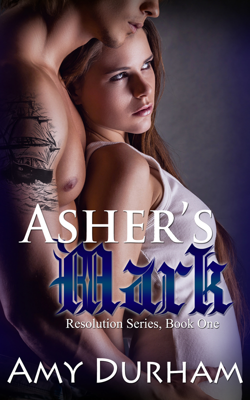 Asher's Mark Cover