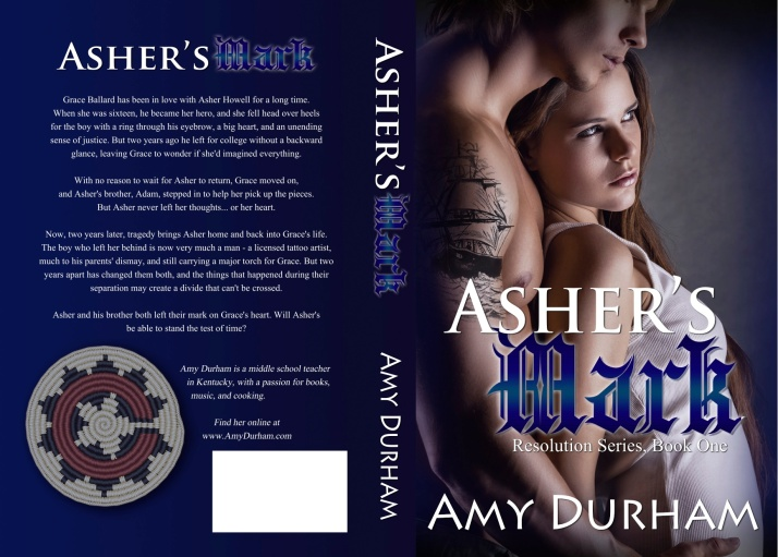 Asher's Mark Cover Reveal