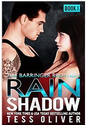 Rain Shadow Book 1 by Tess Oliver cover