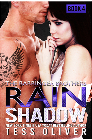 Rain Shadow Volume 4 by Tess Oliver