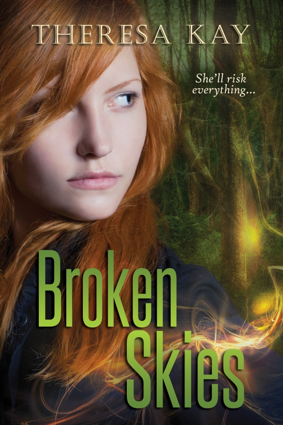 New Broken Skies Cover