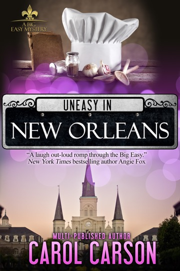Uneasy in New Orleans